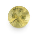 Gems:Faceted, Gemstone: Lemon Quartz - 41.75 Ct.. Brazil. 23.7 x 24 x 15.1 mm. ...