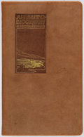 Books:Biography & Memoir, Edgar Rice Burroughs. An Autobiography. Alma: Republic MotorTruck Company, [circa 1917]....