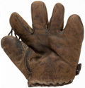 Baseball Collectibles:Others, Circa 1920's Baseball Glove....
