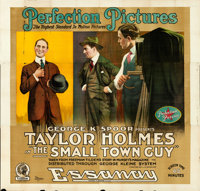 "The Small Town Guy (Essanay, 1917). Six Sheet (42"" X 86"")"