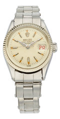 Estate Jewelry:Watches, Rolex Lady's Stainless Steel Oyster Perpetual Watch. ...
