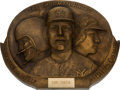 Baseball Collectibles:Others, 1987 Gary Carter Thurman Munson Award from The Gary CarterCollection. ...