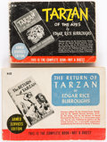 Books:Science Fiction & Fantasy, Edgar Rice Burroughs. Tarzan of the Apes. [and:] The Return of Tarzan. New York: Editions for the Armed ... (Total: 2 Items)
