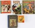 Books:Children's Books, [Tarzan]. [Edgar Rice Burroughs]. Group of Five Children's Books.New York and elsewhere: 1924-1941.... (Total: 5 Items)