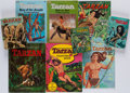 Books:Children's Books, [Tarzan]. Group of Thirty-Four Miscellaneous Children's Books.Racine and elsewhere: 1952-1998.... (Total: 35 Items)