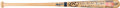 Baseball Collectibles:Bats, 2004 Hall of Fame Multi-Signed Bat from The Gary Carter Collection. ...