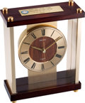 Baseball Collectibles:Others, 1980 Gary Carter All-Star Game Presentation Clock from The GaryCarter Collection. ...