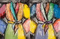 Prints:Contemporary, Jim Dine (b. 1935). Double Dose of Color, 2009. Lithographin colors on Arches paper, in two sheets. 47 x 70-1/4 inches ...