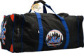 Baseball Collectibles:Others, 2006 Gary Carter New York Mets Equipment Bag from The Gary CarterCollection....