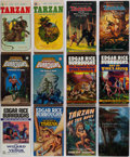 Books:Science Fiction & Fantasy, Edgar Rice Burroughs. Group of Forty-Five Miscellaneous Titles. New York and elsewhere: [1964-1994]. Paperback editions.... (Total: 45 Items)