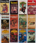 Books:Science Fiction & Fantasy, [Edgar Rice Burroughs]. Group of Sixty-Three Miscellaneous Paperback Books. New York and elsewhere: [1949-1997].... (Total: 63 Items)