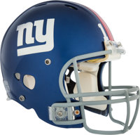 2005 Eli Manning Game Worn New York Giants - Photo Matched to 1st Portion of Season!