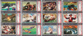 "Non-Sport Cards:Sets, 1954 Bowman ""U.S. Navy Victories"" Complete Set (48) - #7 on the PSASet Registry. ..."