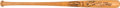 Baseball Collectibles:Bats, 1971-72 Willie McCovey Game Used & Signed Bat, PSA/DNA GU 8 from The Gary Carter Collection....
