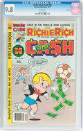 Bronze Age (1970-1979):Cartoon Character, Richie Rich Cash #26 File Copy (Harvey, 1978) CGC NM/MT 9.8 Whitepages....