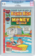 Bronze Age (1970-1979):Cartoon Character, Richie Rich Money World #43 (Harvey, 1979) CGC NM/MT 9.8 Whitepages....