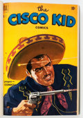 Golden Age (1938-1955):Western, The Cisco Kid #2-41 Bound Volumes Group of 4 (Dell, 1950-58).... (Total: 4 Items)
