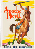 Books:Pulps, Edgar Rice Burroughs. Apache Devil. Tarzana: Edgar RiceBurroughs, [1933]. First edition....