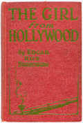 Books:Pulps, Edgar Rice Burroughs. The Girl from Hollywood. New York: TheMacauley Company, [1923]. Second printing....