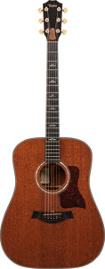Musical Instruments:Acoustic Guitars, 1994 Taylor K-20 M Natural Acoustic Guitar, Serial # 941104129....