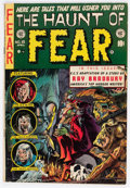 Golden Age (1938-1955):Horror, Haunt of Fear #18 (EC, 1953) Condition: VG....