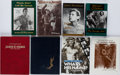 Books:Biography & Memoir, [Tarzan Films]. Group of Eight Biographies. New York and elsewhere:1968-2004. First editions, two of which are limited edit... (Total:8 Items)