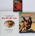 Books:Books about Books, [Edgar Rice Burroughs]. Group of Three Books about Books. Holt and elsewhere: [1991-2003].... (Total: 3 Items)