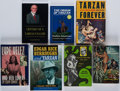 Books:Biography & Memoir, [Tarzan]. Group of Seven Biography Titles. [New York and elsewhere:1964-2006.] First editions.... (Total: 7 Items)