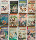 Books:Science Fiction & Fantasy, Edgar Rice Burroughs. Group of Thirty-Six Books. New York: Ace Books, [n.d. circa 1965]. Paperback editions.... (Total: 36 Items)