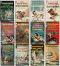 Books:Science Fiction & Fantasy, Edgar Rice Burroughs. Group of Twenty-Nine Books. New York: Ace Books, [1962-1964]. Paperback editions.... (Total: 29 Items)