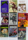 Books:Science Fiction & Fantasy, [Edgar Rice Burroughs]. Group of Twenty-Two Books. Garden City and elsewhere: [various dates].... (Total: 22 Items)