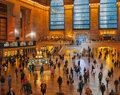Paintings, Bruce Braithwaite (American/British, b. 1950). On Time - Grand Central Terminal, 2012. Oil on canvas. 32 x 40 inches (81...