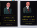"""Books:Biography & Memoir, Clarence """"Bob"""" Hyde. Odyssey of a Tarzan Fanatic.Louisville, KY: House of Greystoke, 2006. First editions, oneproo... (Total: 2 Items)"""