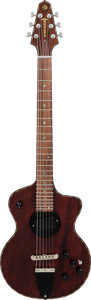 Musical Instruments:Electric Guitars, 2010 Rick Turner Renaissance Model 1 Natural Solid Body ElectricGuitar, Weight: 7 lbs....