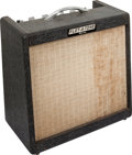 Musical Instruments:Amplifiers, PA, & Effects, Circa 1955 Flot-A-Tone Model 600 Gray Guitar Amplifier....