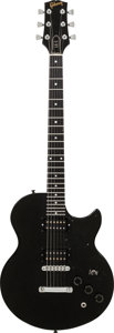 Musical Instruments:Electric Guitars, 1978 Gibson L6-S Black Solid Body Electric Guitar, Serial # 70548560....