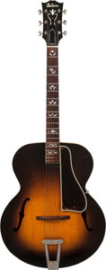 Musical Instruments:Acoustic Guitars, 1939 Gibson L7 Sunburst Acoustic Guitar, Serial # 94957....