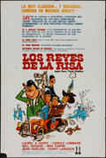 """Movie Posters:Documentary, The Golden Age of Comedy & Other Lot (20th Century Fox, 1958). Argentinean Posters (2) (29"""" X 43""""). Documentary.. ... (Total: 2 Items)"""