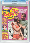 Magazines:Romance, Teen Love Stories #1 (Warren, 1967) CGC NM+ 9.6 Off-white to white pages....