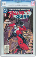 Modern Age (1980-Present):Superhero, Harley Quinn #1 (DC, 2000) CGC NM/MT 9.8 White pages....
