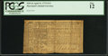 Colonial Notes:Maryland, Maryland April 10, 1774 $1/2 PCGS Fine 12.. ...
