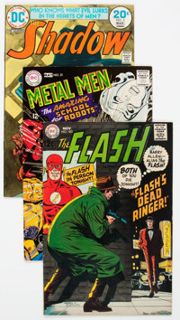 DC Silver and Bronze Age Group of 27 (DC, 1960s-70s) Condition: Average VF+.... (Total: 27 Comic Books)