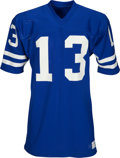 Football Collectibles:Uniforms, 1972 Lance Rentzel Game Worn Los Angeles Rams Jersey....