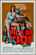"Movie Posters:Bad Girl, Pick Up on 101 (American International, 1972). One Sheet (27"" X 41"") & Lobby Card Set of 8 (11"" X 14""). Bad Girl.. ... (Total: 9 Items)"