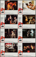 "Movie Posters:Crime, Mean Streets (Warner Brothers, 1973). Lobby Card Set of 8 (11"" X14""). Crime.. ... (Total: 8 Items)"