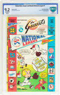 Bronze Age (1970-1979):Cartoon Character, Richie Rich, Casper and Wendy National League #1 (Harvey, 1976)CBCS NM- 9.2 Off-white to white pages....