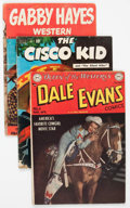 Silver Age (1956-1969):Western, Dell/Gold Key Silver Age Western Comics Group of 74 (Dell/Gold Key,1950s-60s) Condition: Average GD.... (Total: 74 Comic Books)