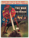 Magazines:Science-Fiction, The War of the Worlds #nn (Dell, 1938) Condition: VG/FN....