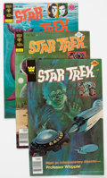 Bronze Age (1970-1979):Science Fiction, Star Trek Group of 17 (Gold Key, 1977-79) Condition: Average FN.... (Total: 17 Comic Books)