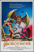 "Movie Posters:Fantasy, Sorceress & Other Lot (New World, 1982). One Sheets (2) (27"" X41""). Fantasy.. ... (Total: 2 Items)"